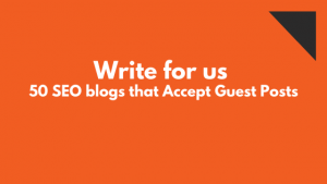 write for us seo blogs
